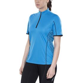 Gonso Zita Koszulka kolarska, krótki rękaw Kobiety niebieski